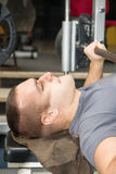 Man fitness Royalty Free Stock Photography