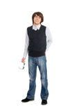 Man in full length Stock Photo