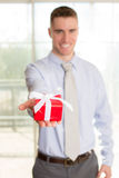 Man gift Stock Photos