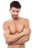Man with great body Stock Images