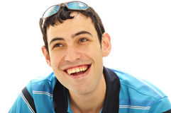 Man with great smile Stock Photography