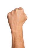 Man hand Stock Photography