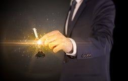 Hand-Over Of Keys Stock Photo 10131870 - Megapixl