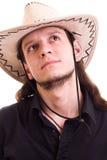 Man in hat Stock Photos