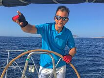 Skipper Sailing
