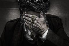 Man hiding his face Stock Photos