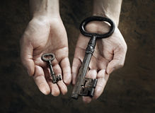 Choose your Key Stock Photography