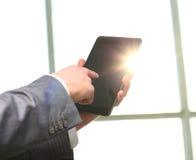Man holding digital tablet, Stock Photography