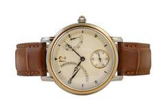 Man horloge Royalty-vrije Stock Afbeelding