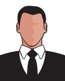 Man icon Royalty Free Stock Photos