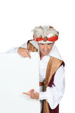 Man In Genie Costume Stock Images