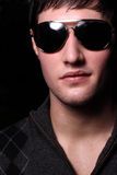 Man In Shades Stock Image