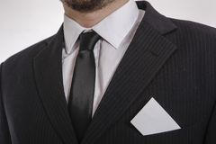 Man in jacket Stock Photos
