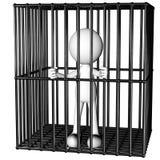 Man Jailed Stock Photos