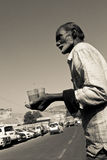 Man of Jaipur in India Stock Images