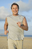 Man jogging. Stock Photography