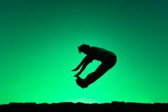 Man jump Royalty Free Stock Images