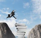 Man jumping Stock Photography