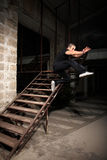 Man jumping Stock Images