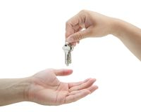Man keys Stock Images