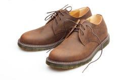 Man laarzen Royalty-vrije Stock Afbeelding