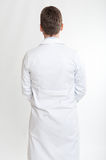 man on lab coat Royalty Free Stock Photo