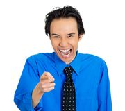Man laughing Royalty Free Stock Images