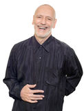 Man Laughing stock photography