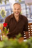 Man in love Royalty Free Stock Photo