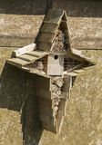 Man made insect home Stock Photos