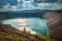 Man-made Lake Stock Photography