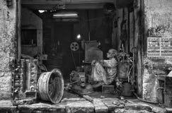 Man Make Machine Stock Photos
