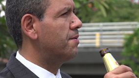 Man, Male, Beer, Alcohol stock video footage