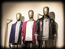 Man Mannequins Royalty Free Stock Image