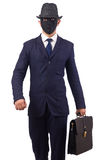 Man with mask Royalty Free Stock Photos