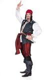 Man In Masquerade Clothing Stock Photos