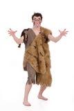 Man In Masquerade Clothing Stock Photo