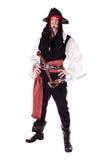 Man In Masquerade. pirate Royalty Free Stock Image