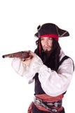 Man In Masquerade. pirate Royalty Free Stock Photos