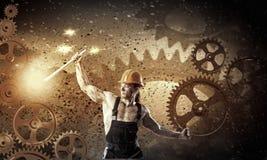 Man mechanic Stock Images