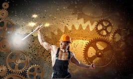 Man mechanic Stock Photos