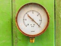 Manômetro de duas pressões Imagens de Stock