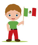 Man from mexico Stock Image
