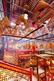 Man Mo Temple Стоковое Изображение RF