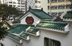 Man Mo temple in Hong Kong. China Stock Photos