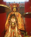 Man Mo temple in Hong Kong. China Stock Images
