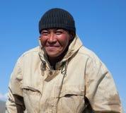 The man Mongolian Stock Photos