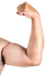 Man muscle Royalty Free Stock Photography