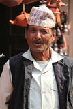 Man from Nepal Royalty Free Stock Photography