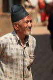Man from Nepal Stock Image